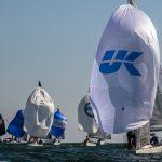 В Чорноморському яхт-клубі відбувся Кубок України в класі яхт Platu 25